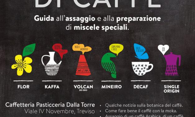 GOPPION CAFFÈ FA SCUOLA IN CAFFETTERIA