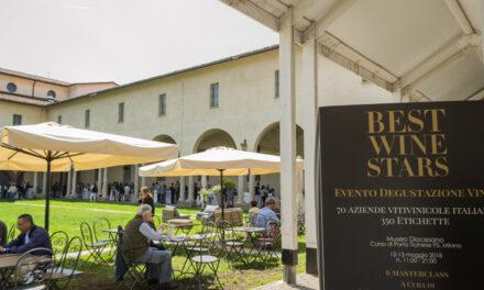 MASTERCLASS E BANCHI D'ASSAGGIO: A MILANO IL WEEKEND DI VINO FIRMATO BEST WINE STARS