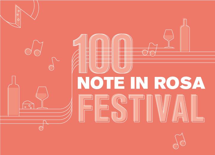 100 NOTE IN ROSA FESTIVAL: A VERONA MUSICA E VINO PER L'ADDIO ALL'ESTATE E IL BENVENUTO ALL'AUTUNNO