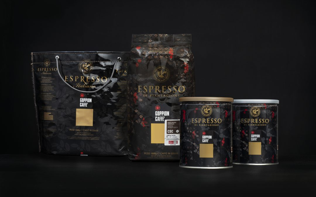 GOPPION CAFFÈ: ESPRESSO DI PIANTAGIONE PROTAGONISTA A HOST 2021